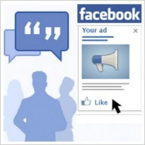 اعلان ممول بالفيس بوك لعدد 600 نقرة او 100000 مشاهدة بسعر 40 دولار